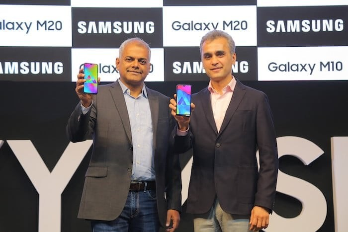Samsung Introduces the Galaxy M10 and Galaxy M20 to Take on Xiaomi and the Likes
