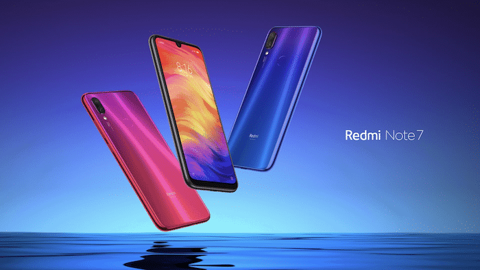 Xiaomi's new Redmi Note 7 has a 48-Megapixel Rear Camera and a $150 Starting Price