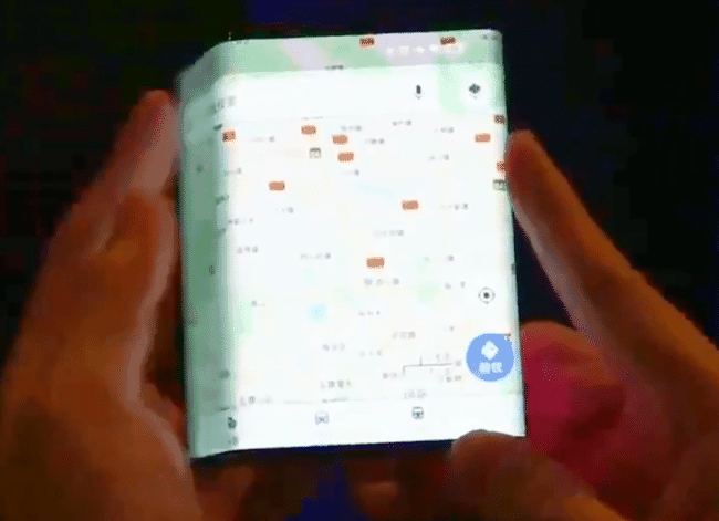 Leaked Video Shows Xiaomi's Alleged Foldable Smartphone in the Works