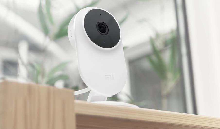 Mi Home Security Camera Basic with Night Vision and AI Motion Detection launched in India for Rs 1999