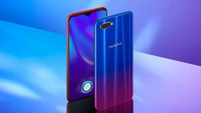 Oppo K1 with In-display fingerprint scanner Launched in India for Rs 16,990