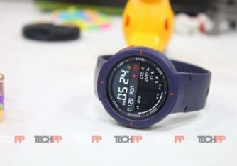 Amazfit Verge Review: GPS Smartwatch on the Verge of Perfection