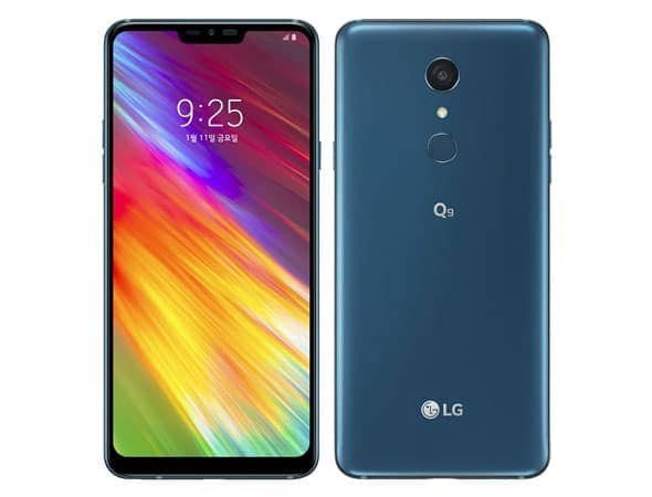 LG Q9 One smartphone with Hi-Fi Quad DAC and Android One announced
