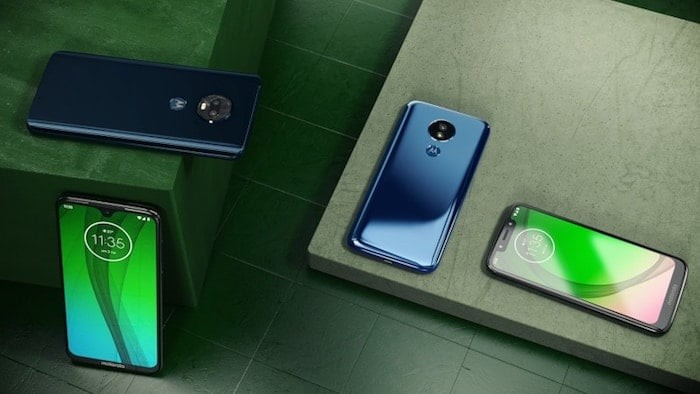 The all-new Moto G7 series with 'All-Day Battery Life' launched