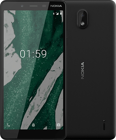 Nokia's newest budget offering, the Nokia 1 Plus Launched for $99