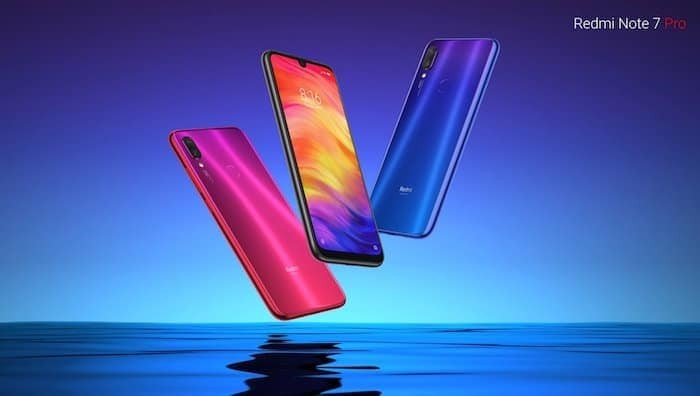 Xiaomi Unveils the Redmi Note 7 Pro with Snapdragon 675 and 48MP Sony IMX 586 Camera