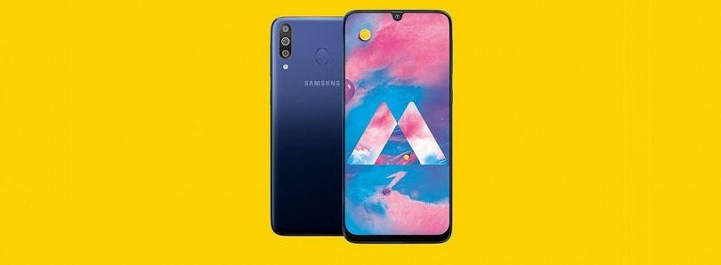Samsung Galaxy M30 with Triple Camera setup Launched for Rs 14,990 in India