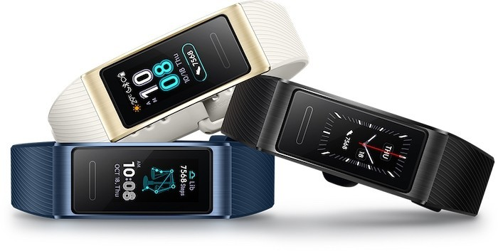 Huawei Band 3e and Band 3 Pro Launched in India Starting at Rs 1,699