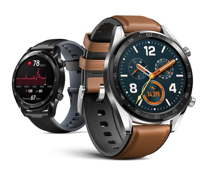Huawei Watch GT with 2-Week Battery Life Launched in India