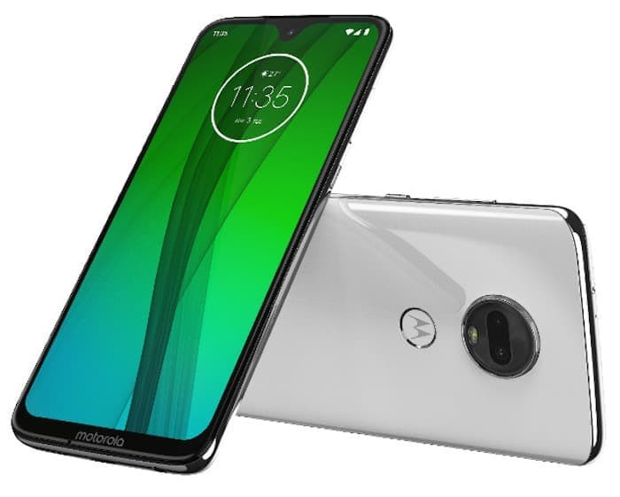 Moto G7 with 6.2-inch Full HD+ Display and Dual Cameras Launched in India