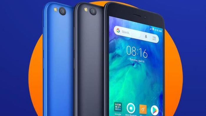 Redmi Go with Android Go and HD Display Launched in India for Rs 4,499