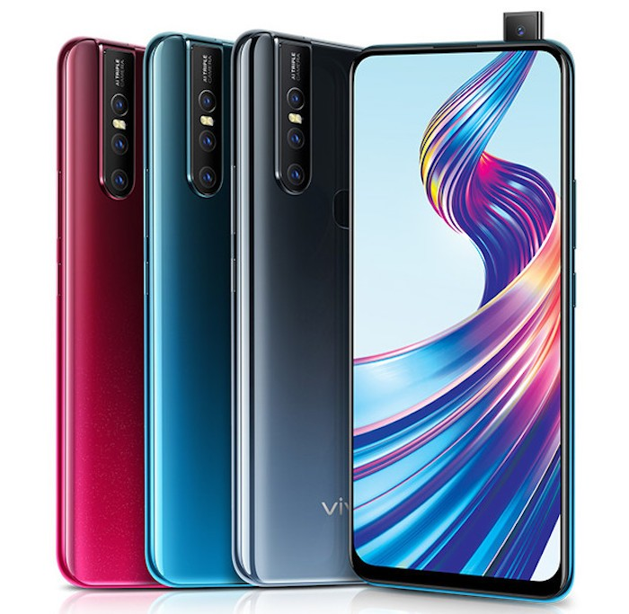 Vivo V15 with Helio P70 SoC and Pop-Up Selfie Camera Launched