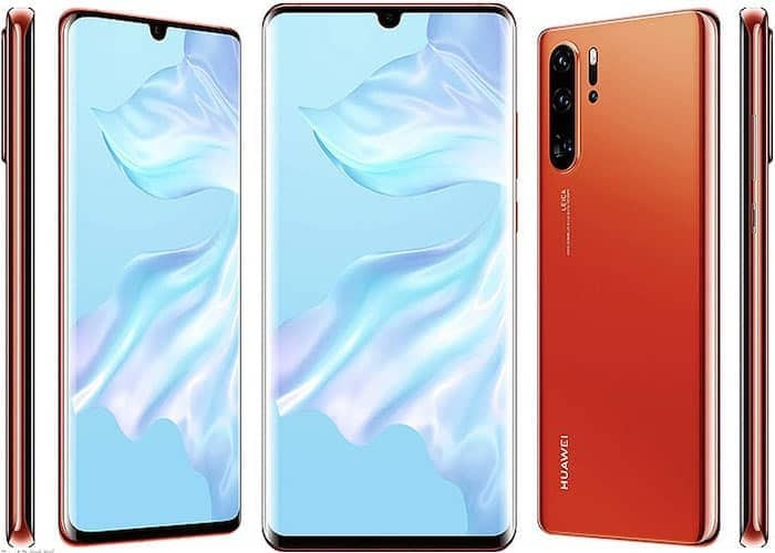 Huawei P30 and P30 Pro with up to 10x Lossless Zoom Launched