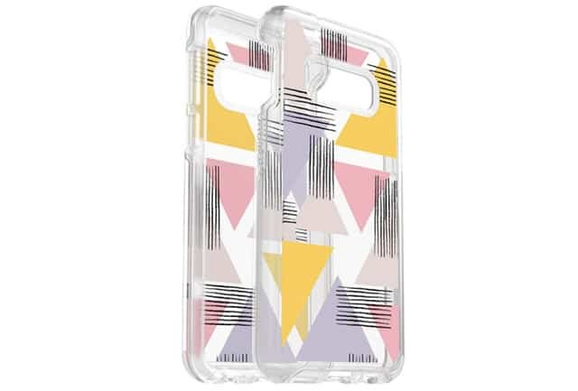 otterbox symmetry s10e case