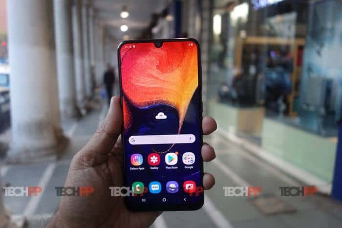 samsung galaxy a50 review 5