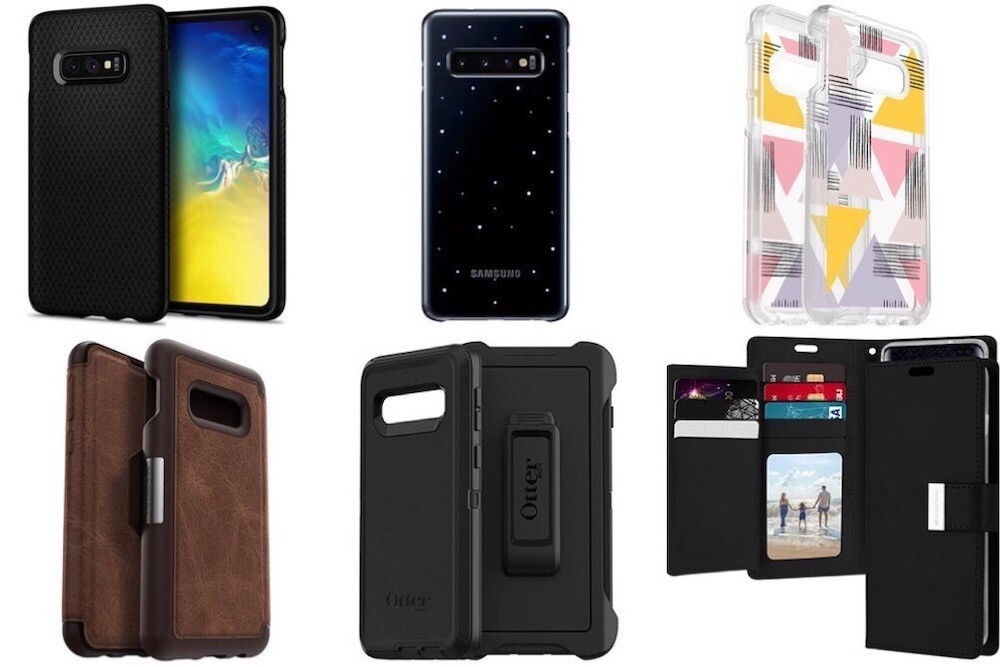 Best Cases You can Buy for Samsung Galaxy S10, S10+, and S10e