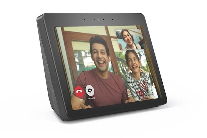 Amazon Echo Show (2nd gen) with 10-inch Display and Smart Home Hub Launched in India