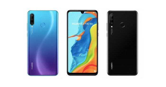 Huawei P30 Lite with 6.15-inch FHD+ Display and Triple Rear Cameras Launched in India