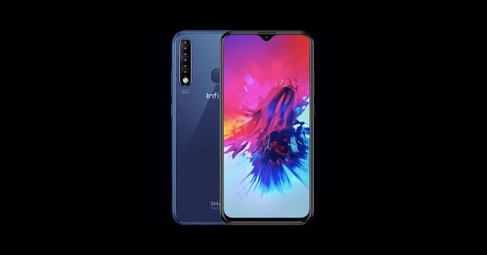 Infinix Smart 3 Plus with Triple Rear Cameras and Drop notch Launched