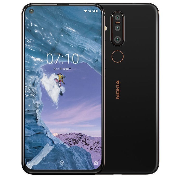 Nokia X71 with 6.3-inch FHD+ Punch-Hole Display and Triple Rear Cameras Announced