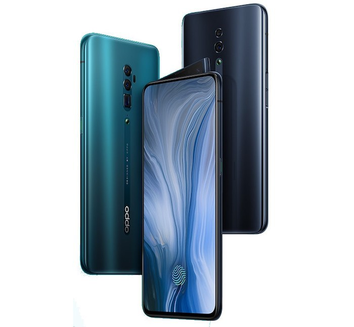 Oppo Reno and Reno 10x Zoom Edition Launched in China