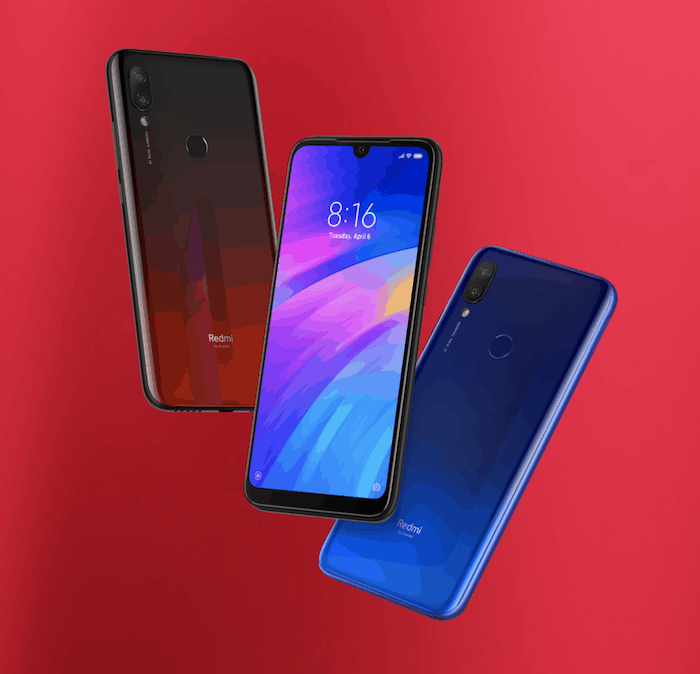 Redmi 7 with Snapdragon 632 Processor and Dual Rear Cameras Launched in India