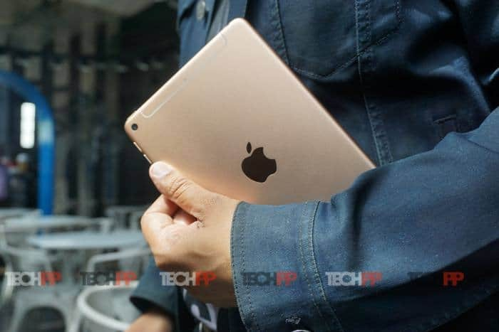 [First cut] iPad Mini (2019): A small whiff of (iPad)Air