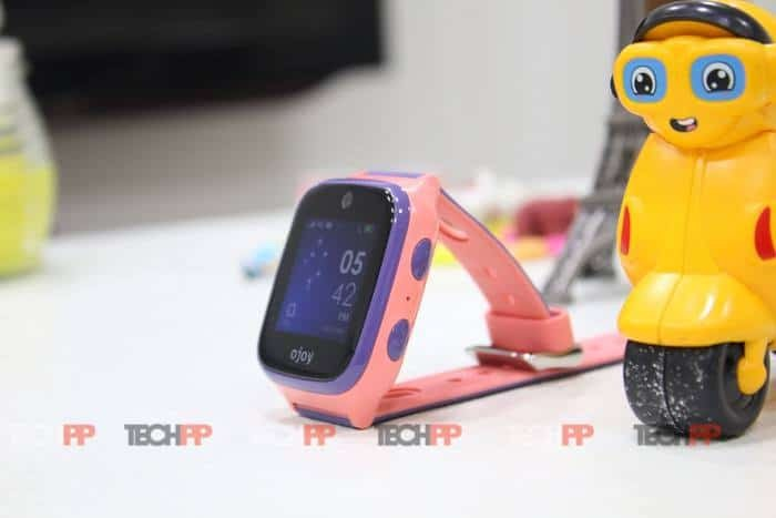 Ojoy A1 Kids Smartwatch Review: Freedom for Kids and Peace of mind for the Parents