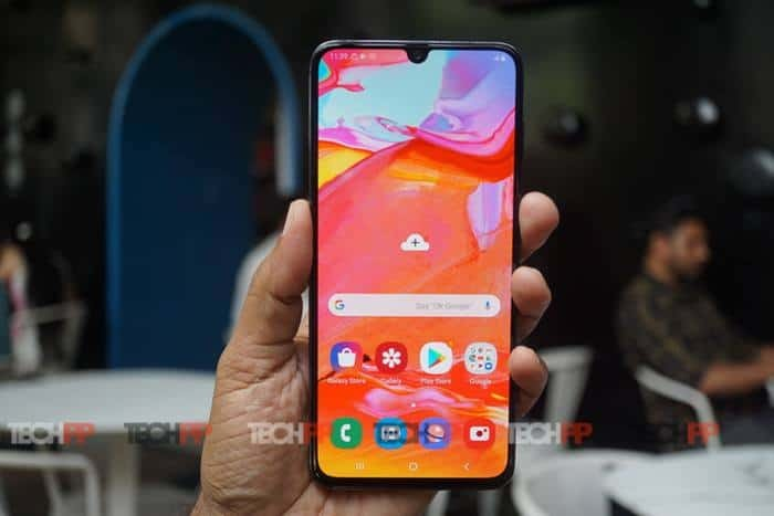 samsung galaxy a70 review 4