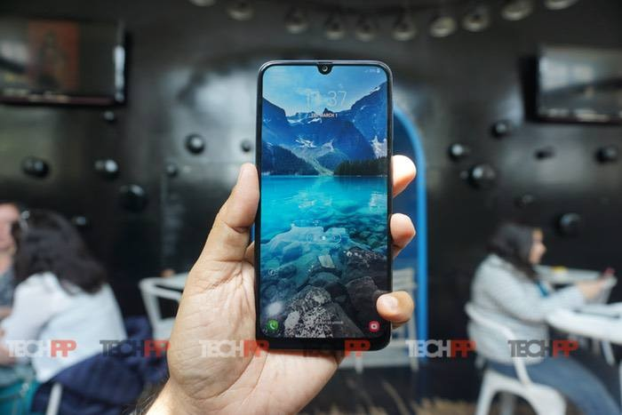samsung galaxy m30 review 1