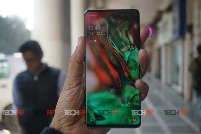 Samsung Galaxy S10+ Review: Android's Mighty Achilles, Complete with Heel
