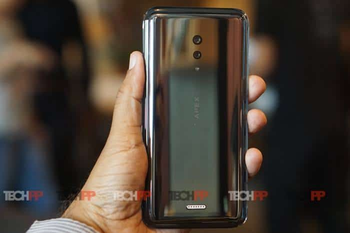 [First cut] Vivo Apex 2019: The future's calling?