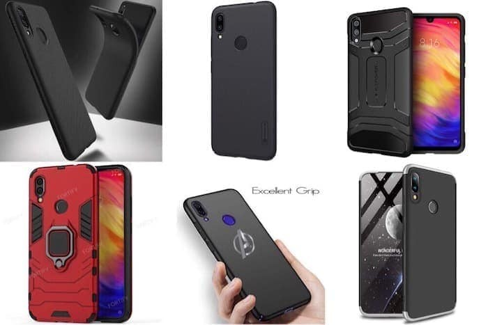 9 Best Cases and Covers for Redmi Note 7 and Redmi Note 7 Pro