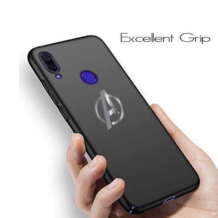 ClickCase Full 360° Side Covered Hard Frosted Case