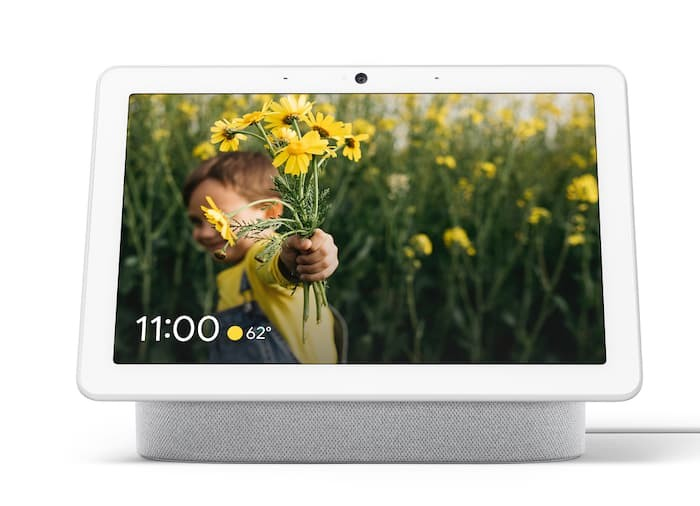 Google Nest Hub Max with 10-inch HD Display and Smart Camera announced
