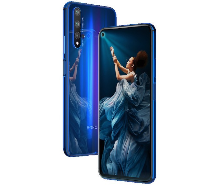 Honor 20 with Quad Camera and Honor 20 Lite with Triple Camera setup Launched