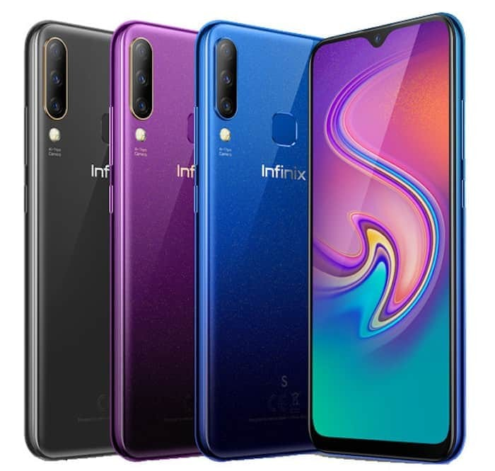 Infinix S4 with 32MP Selfie and Triple Rear Cameras Launched in India