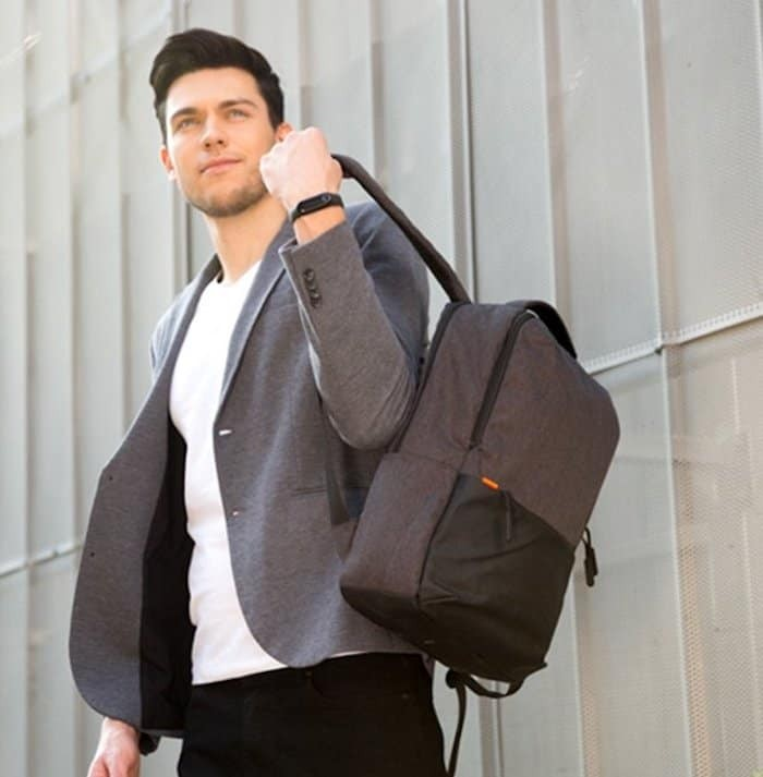 Xiaomi Mi Business Casual Backpack Launched in India for Rs 999