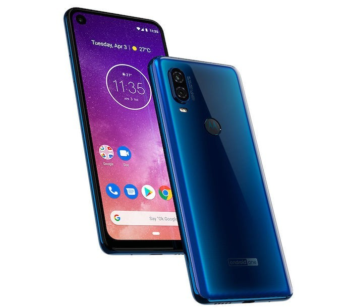 Motorola One Vision with 6.3-inch Full HD+ Display and 25MP Punch-hole Camera announced