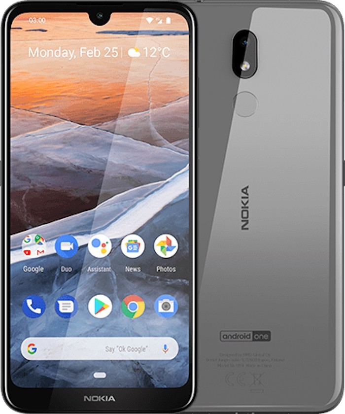 Nokia 3.2 with 6.26-inch Display and two-day Battery life Launched in India