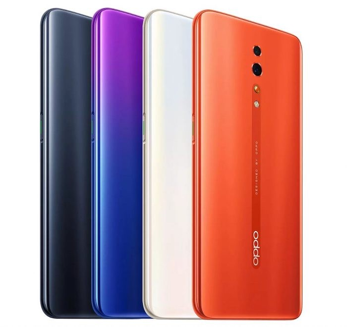 Oppo Reno Z with 32MP Front Camera and Helio P90 Launched in China