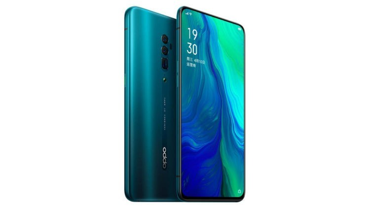 Oppo Reno and Reno 10X Zoom Launched in India Starting at Rs. 32,990