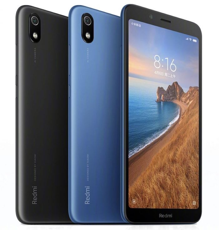 Xiaomi Redmi 7A with Snapdragon 439 and 4000mAh announced