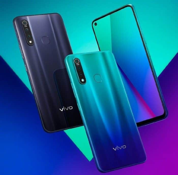 Vivo Z5x with Snapdragon 710, Hole-Punch Display, and 5000mAh Battery Announced