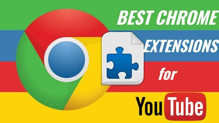 chrome extensions youtube