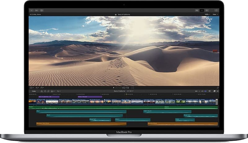 Apple Updates MacBook Pro with New Intel 8-Core Processors and Better Keyboard