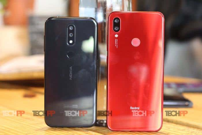 Catching up casually: Redmi Note 7 vs. Nokia 4.2