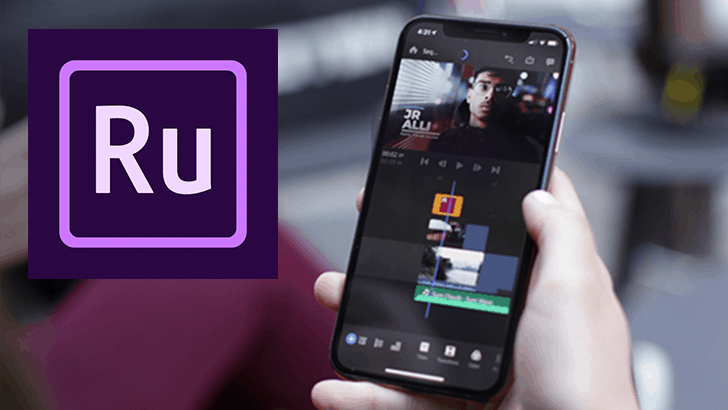 Adobe Premiere Pro Rush Now Lets You Edit Videos on Your Android Smartphone