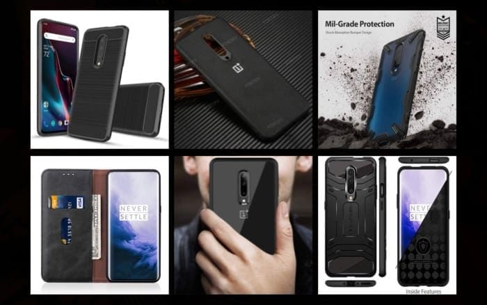 Best Cases and Screen Protectors to Buy for the OnePlus 7 Pro