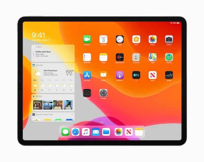 Apple announces iPadOS for iPad with a new home screen, multitasking enhancements, and more